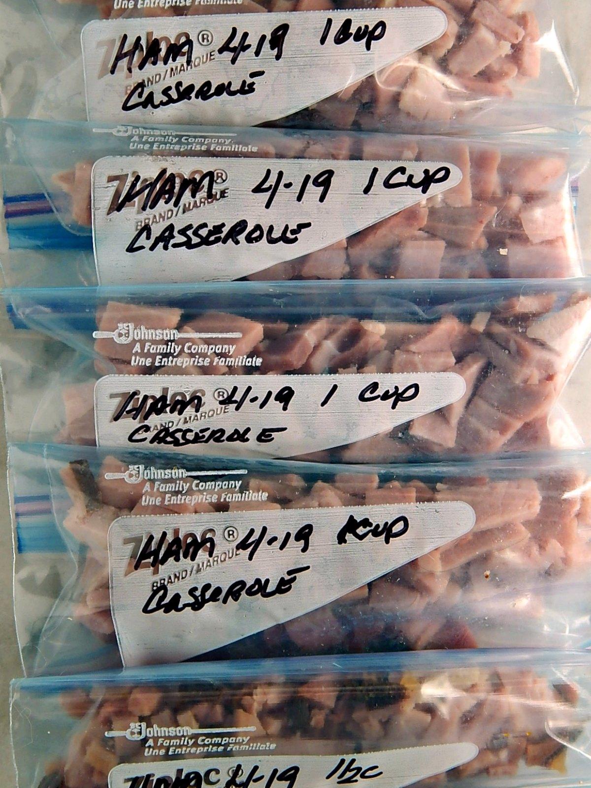 12 Days of Ham - Leftover Ham Recipes