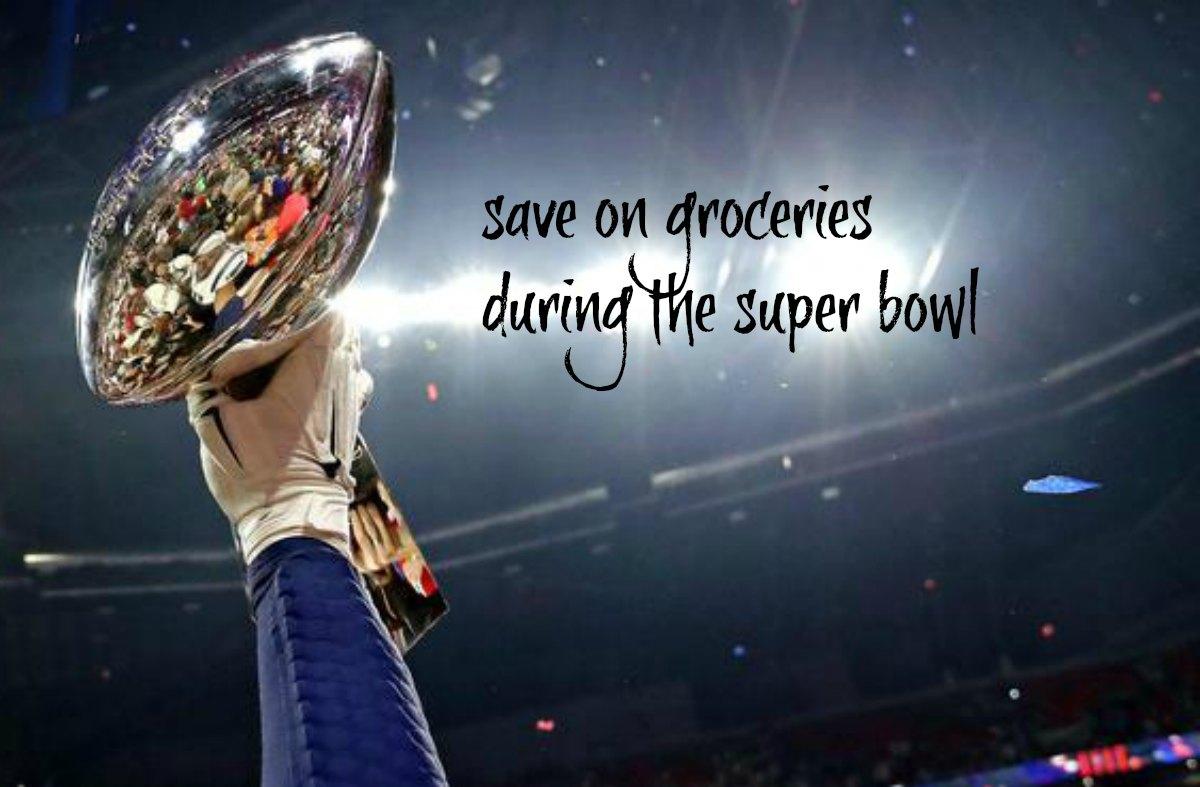 Super Bowl Grocery Savings