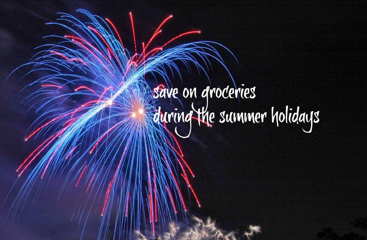 Summer Holiday Grocery Savings