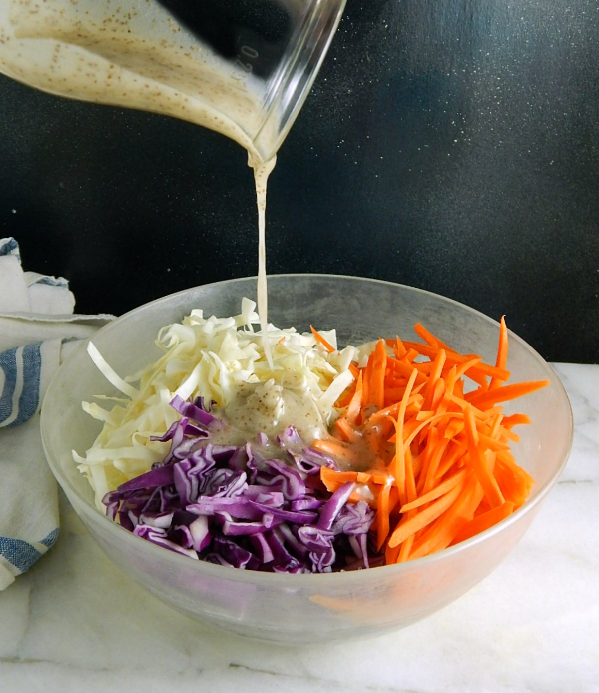 Old Fashioned Poppy Seed or Coleslaw Dressing