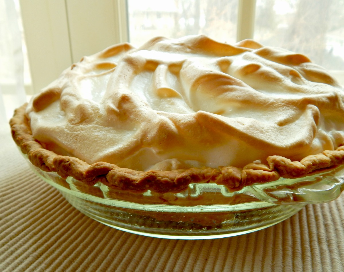 Lemon Meringue Pie - Cook's Illustrated Version