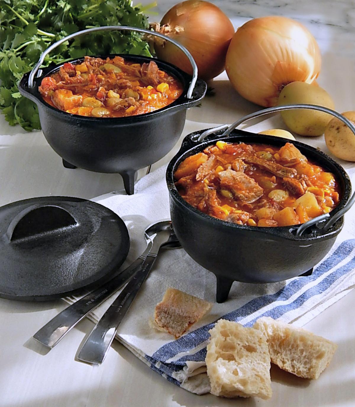 Brunswick Stew, Georgia Style