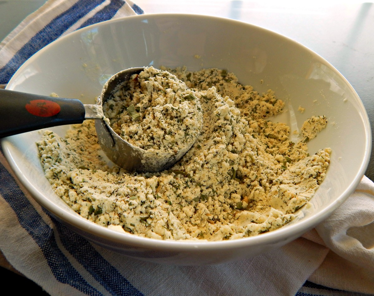 Home Made Ranch Dressing Mix