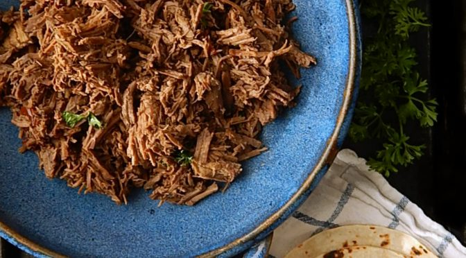Instant Pot Chipotle Barbacoa Beef