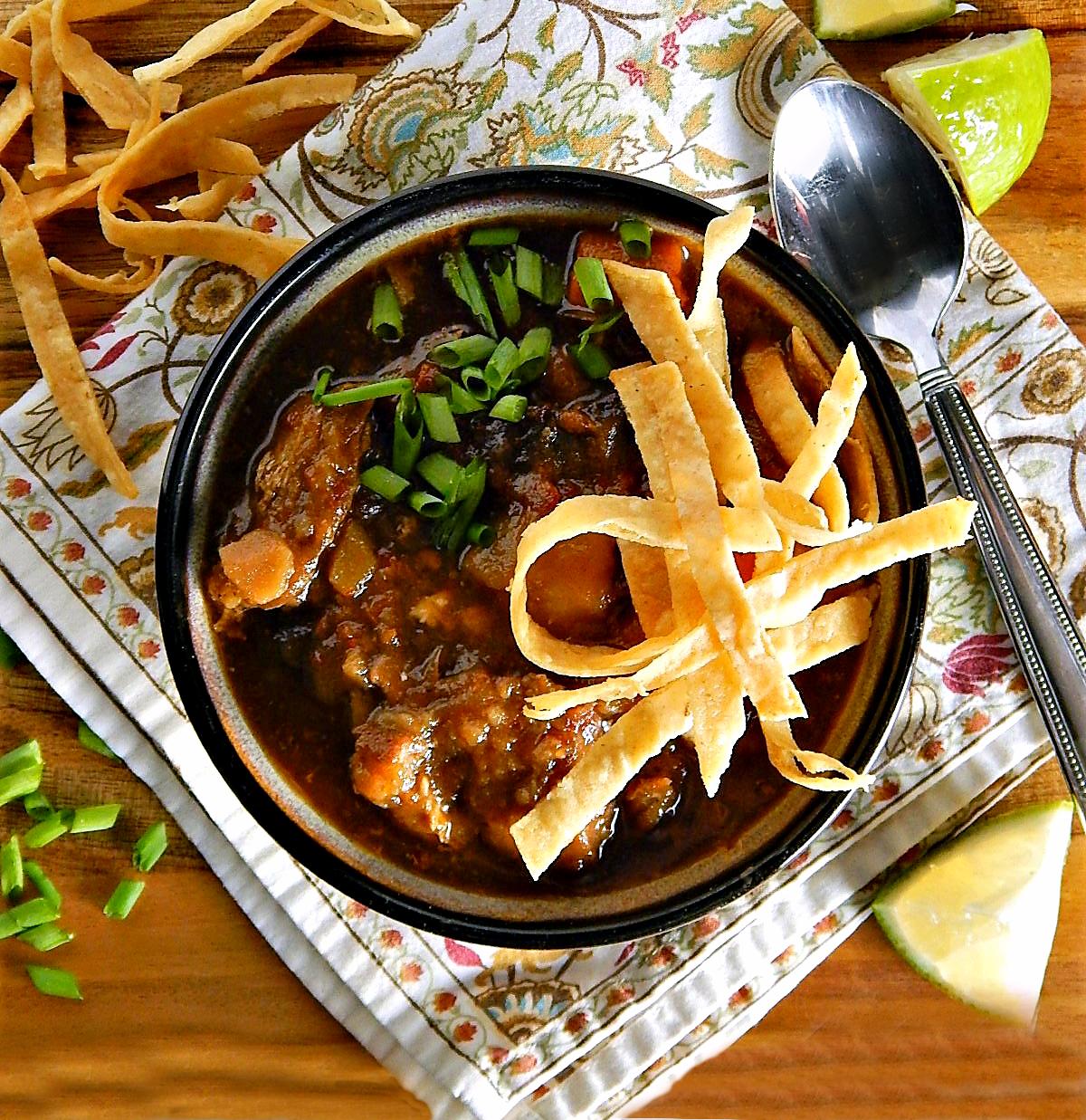 Yucatan Pork Stew Instant Pot or Not