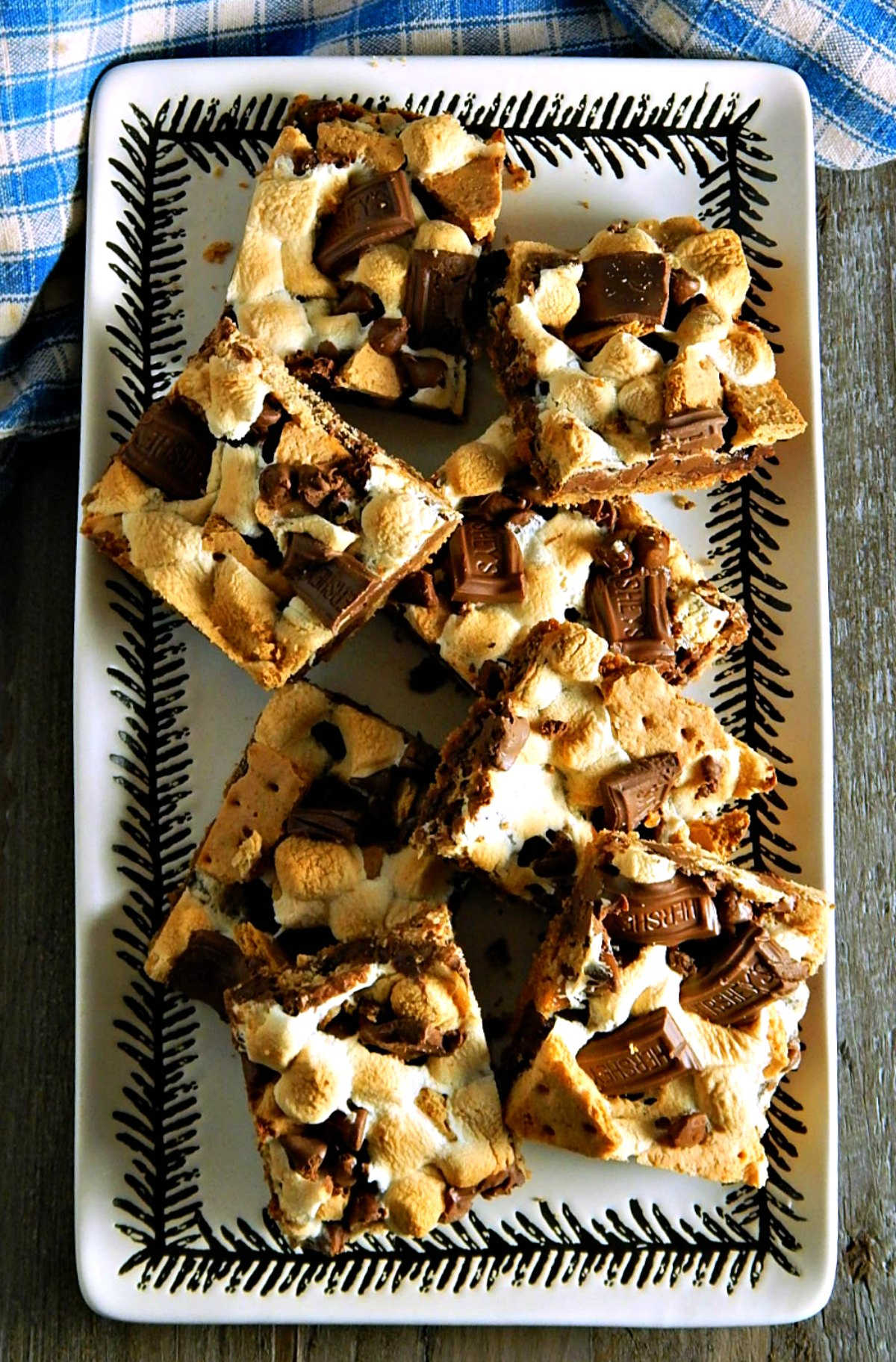 The Best Easy S'mores Bars