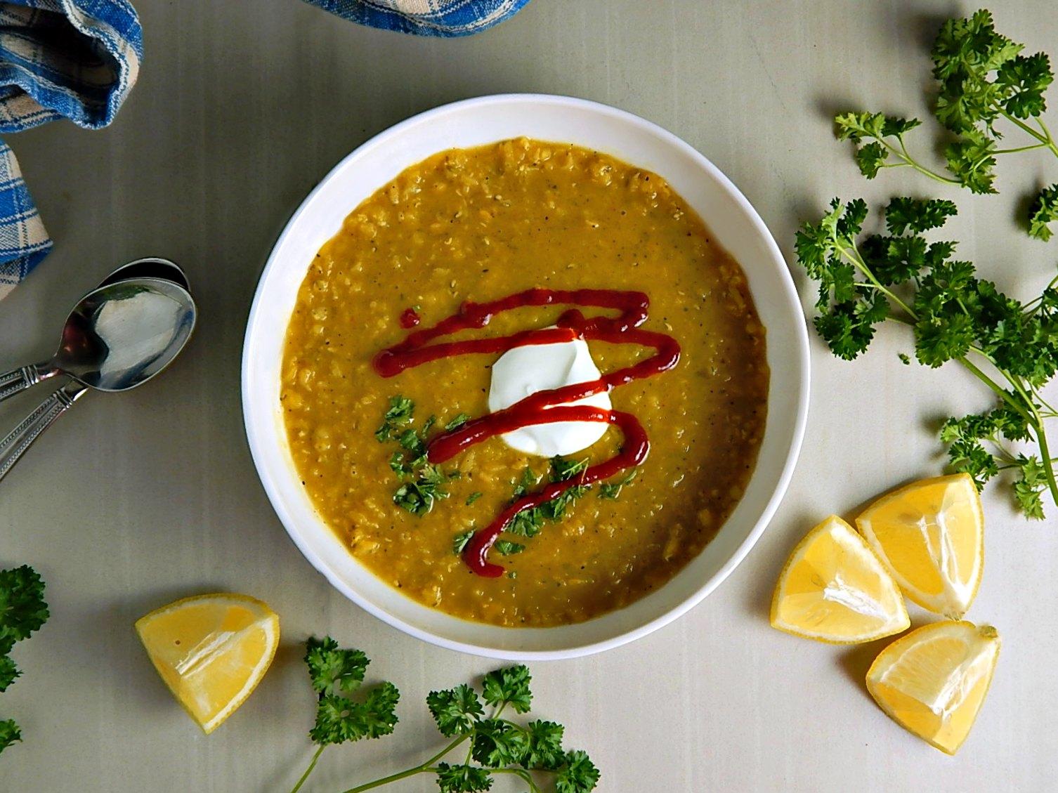 Naf Naf Lentil Soup