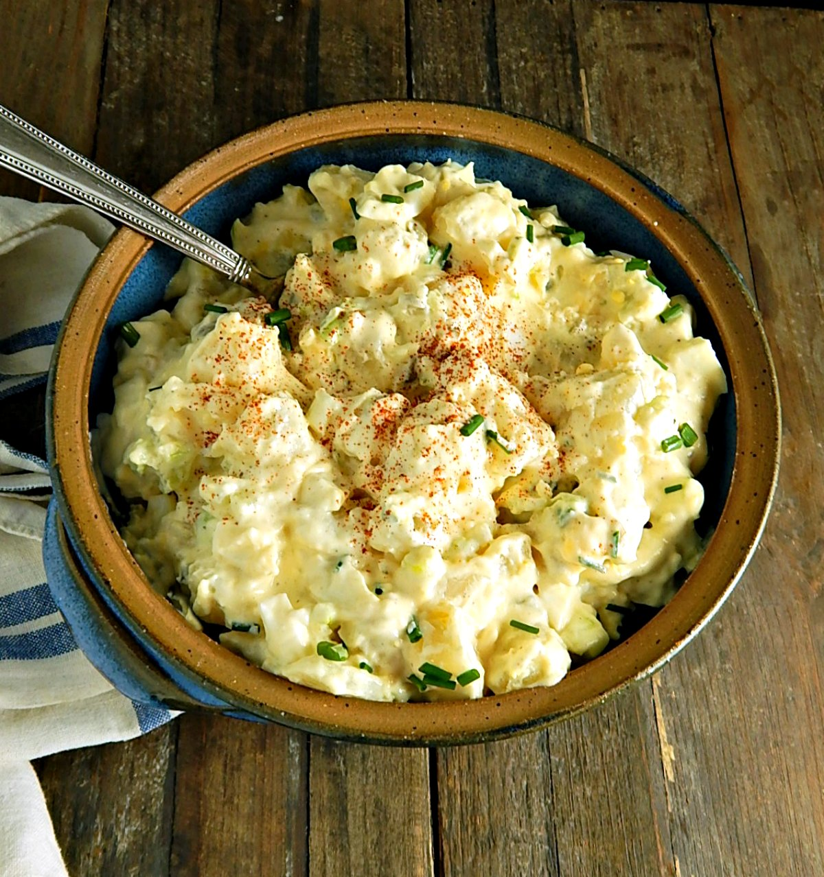 Classic Potato Salad Instant Pot or Not