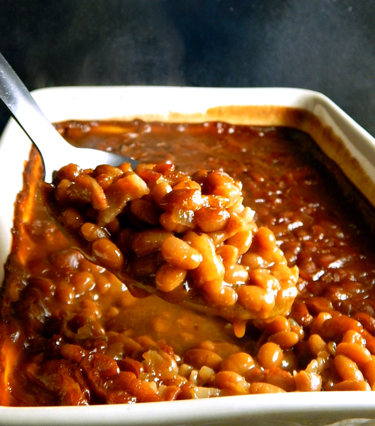 Doctoring Canned Baked Beans Frugal Hausfrau