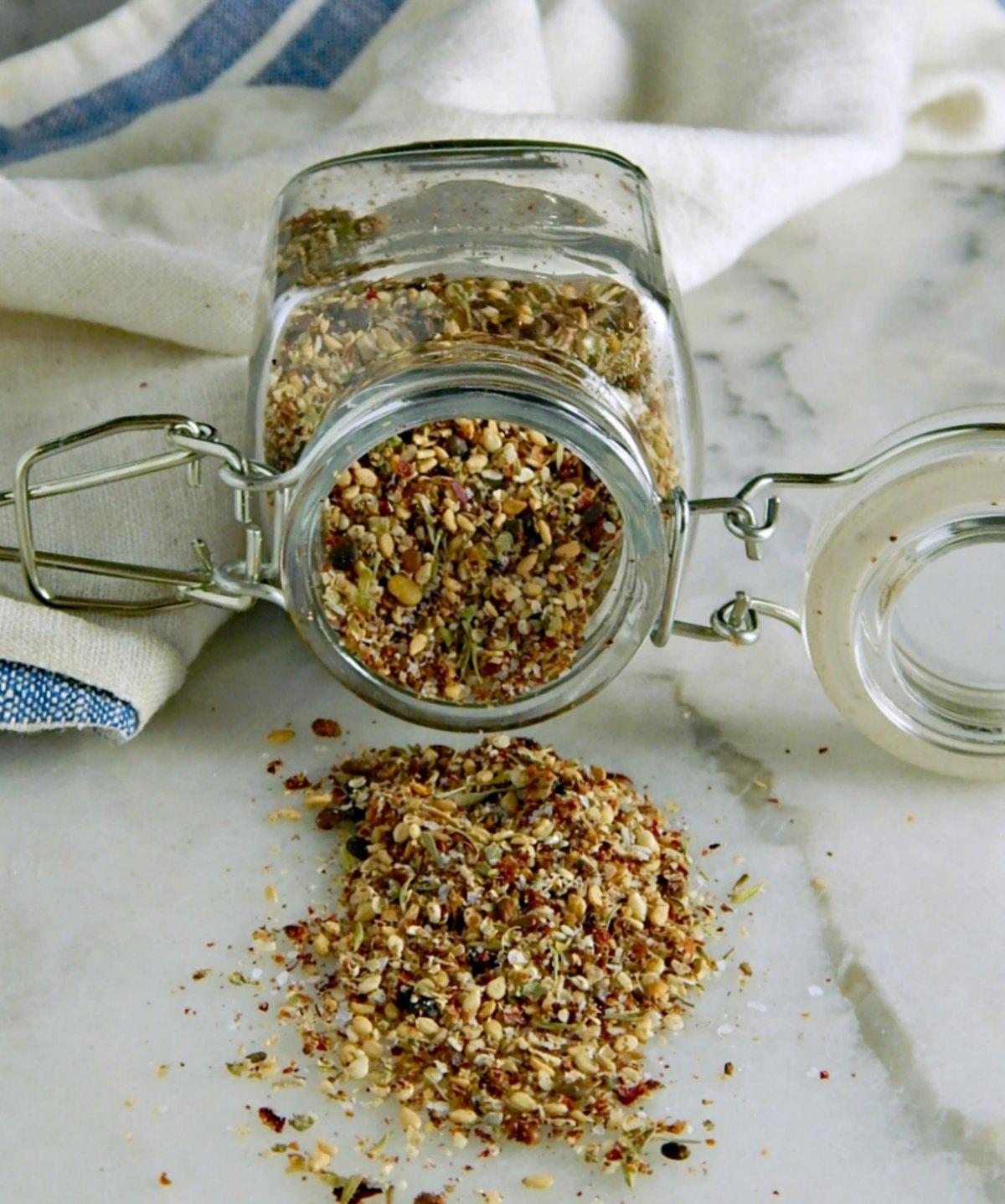 Homemade Za'atar Spice
