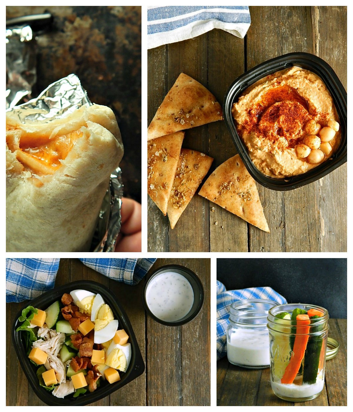 50 Prep Ahead After School Snacks