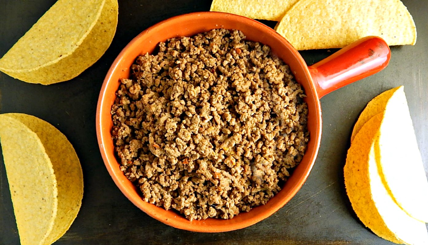 Restaurant Style Mexican Ground Beef - Frugal Hausfrau